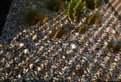 Kamień Dekoracyjny żwirek biały