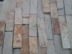 Kamień na schody beżowy regularny