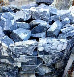 Kamień Dekoracyjny Kamień onyx czarny