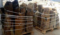 Kamień Dekoracyjny Kolumny bazaltowe